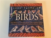 1000 Facts of Birds Book, Hard Cover,  Excellent Condiiton, Free Shipping 1000 Facts of Birds Book, Hard Cover,  Excellent Condiiton,
