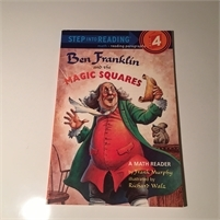 Ben Franklin and the Magic Squares Preowned, Great Deal ! with free shipping