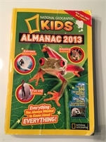 Kids Almanac 2013 great deal ! with free shipping