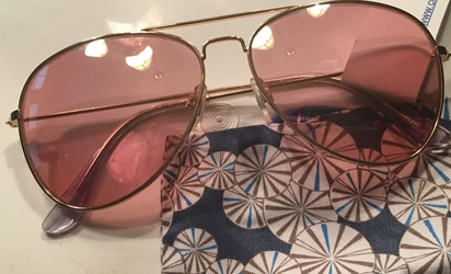 Everybody needs this ! Rosy Glasses: Rose Colored Glasses  free shipping
