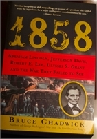 Free Shipping 1858: Abraham Lincoln, Jefferson Davis, Robert E. Lee, Ulysses S. Grant and the War They Failed  1858: Abraham Lincoln, Jefferson Davis, Robert E. Lee, Ulysses S. Grant and the War They Failed