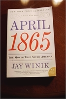Free Shipping April 1865: The Month That Saved America . Preowned. great deal! April 1865: The Month That Saved America