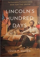 Lincoln's Hundred Days. Hardcover Book. Preowned. In Good Condition. Great Deal ! Free Shipping Lincoln's Hundred Days. Hardcover Book. Preowned. In Good Condition. Great Deal !