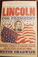 Lincoln for President: An Unlikely Candidate, An Audacious Strategy, and the Victory No One Saw Coming. Great deal Free Shipping Lincoln for President: An Unlikely Candidate, An Audacious Strategy, and the Victory No One Saw Coming. Great deal !