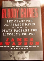 Free Shipping Bloody Crimes: The Chase for Jefferson Davis and the Death Pageant for Lincolns Corpse (Hardcover) Great Deal ! Bloody Crimes: The Chase for Jefferson Davis and the Death Pageant for Lincolns Corpse (Hardcover) Great Deal !