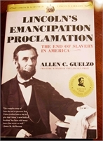 Lincolns Emancipation Proclamation: The End of Slavery in America. Preowned. Great deal ! Free Shipping Lincolns Emancipation Proclamation: The End of Slavery in America. Preowned. Great deal !