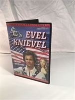 Evel Knievel DVD, preowned in great condition free shipping Evel Knievel DVD, preowned in great condition