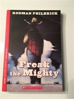 Freak the Mighty by Rodman Philbrick preowned, great deal ! free shipping