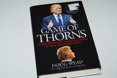 Game of Thorns: The Inside Story of Hillary Clintons Failed Campaign and Donald Trumps Winning Strategy. Free Shipping Game of Thorns: The Inside Story of Hillary Clintons Failed Campaign and Donald Trumps Winning Strategy.