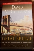 The Great Bridge: The Epic Story of the Building of the Brooklyn Bridge. Great Deal ! Preowned. Good condition Free Shipping The Great Bridge: The Epic Story of the Building of the Brooklyn Bridge. Great Deal ! Preowned. Good condition