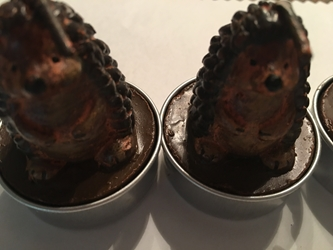 Hedgehog Candles with free shipping!