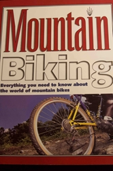 Preowned: mountain biking book: ISBN:0696206897  Great Deal ! with Free Shipping