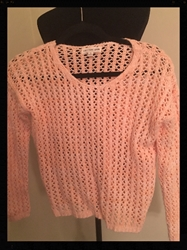 Just Peachy Beachy long Sleeve Summer Pullover Shirt. Adult size Small or Youth Large, Free Shipping  Just Peachy Beachy long Sleeve Summer Pullover Shirt. Adult size Small or Youth Large