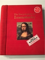 The Encyclopedia of Immaturity Book: Klutz Book ISBN-10: 159174427X ISBN-13: 978-159174427 free shipping The Encyclopedia of Immaturity Book: Klutz Book ISBN-10: 159174427X ISBN-13: 978-159174427