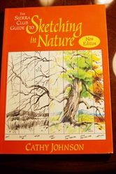 Preowned book: SIERRA CLUB: Sketching in Nature ISBN 9780871569325 with free shipping
