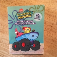 Spongebob Sticker Books. Perfect for little hands. 11 cute sticker Books Free Shipping Spongebob Sticker Books. Perfect for little hands. 11 cute sticker Books