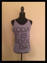Fun Shirt / Tank! Today is a Good Day Summer Shirt, FREE SHIPPING Fun Shirt / Tank! Today is a Good Day Summer Shirt,